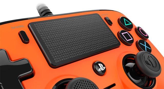 Игровой контроллер Bigben Nacon Compact Controller Wired Orange