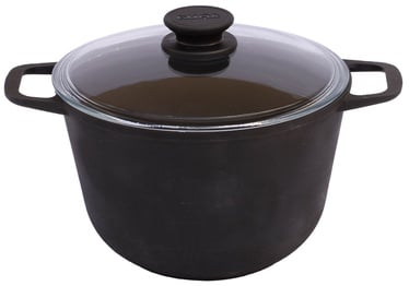 Biol Cast Iron Pot with Lid 26cm 6l