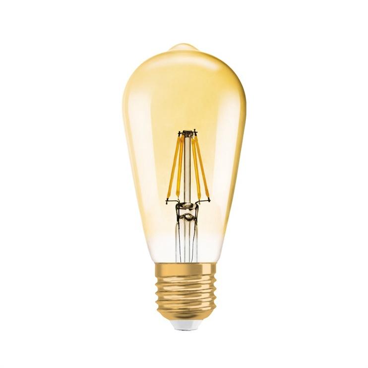 Lampa led Osram ST64, 7.5 W, E27, 2500K, 725lm, DIM