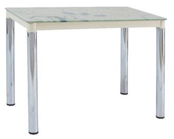 Signal Meble Table Damar II Cream