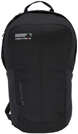 High Peak Reflex 18 Backpack 30087 Black