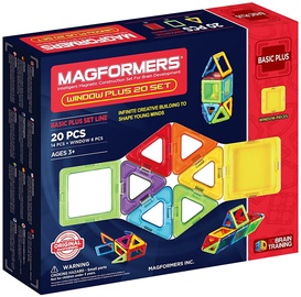 Magformers Window Plus 20 Set 715001