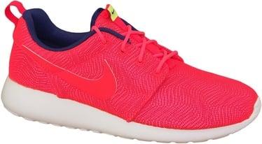 Nike Running Shoes Roshe One Moire 819961-661 Red 36.5