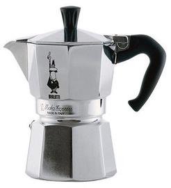 Bialetti Moka Express Coffee Maker 0.15l Silver