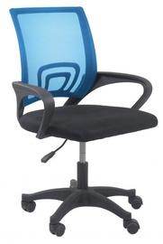 Офисный стул Top E Shop Moris, синий/черный