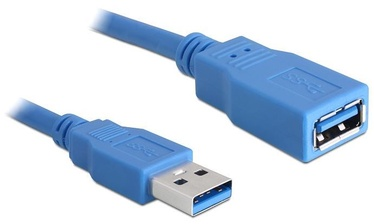 Delock Cable USB / USB Blue 2m