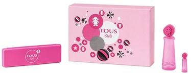 Набор для детей Tous Kids Girl 100 ml EDT + 4 ml EDT + Pencil Case