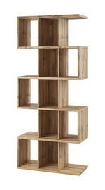 WIPMEB Dona Bookcase Wotan Oak