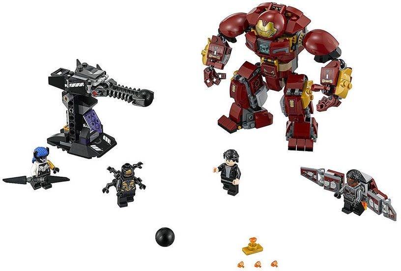 LEGO Super Heroes The Hulkbuster Smash-Up 76104