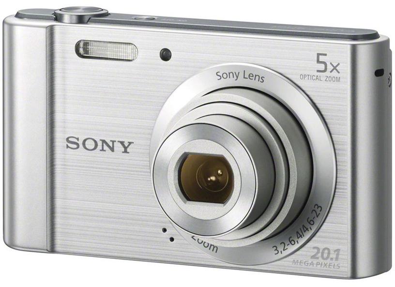 Sony Cyber-Shot DSC-W800 Silver