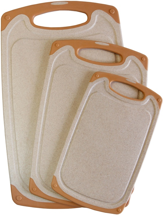 Stoneline Back to Nature Cutting Board Set 18336