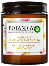Свеча Air Wick Botanica Vanilla & Himalaya Magnolia, 40 час