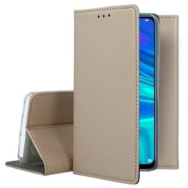 Mocco Smart Magnet Book Case For Samsung Galaxy A70 Gold