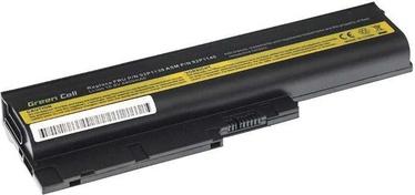 Аккумулятор для ноутбука Green Cell Battery Lenovo IBM Thinkpad LE01 60 61 4400mAh