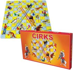 Galda spēle Robins Cirks kastē, LV