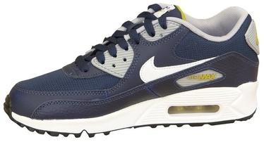 Nike Sneakers Air Max 90 Gs 307793-417 Blue 38.5