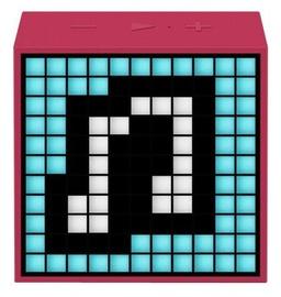 Belaidė kolonėlė Divoom TimeBox Mini Bluetooth Speaker Pink