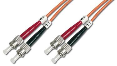 Digitus Optic Cable OM2 ST/ST 1m