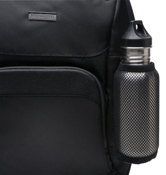 Рюкзак Kensington Triple Trek, черный, 14″