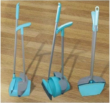 SN Floor Sweeper HY0186 With Dust Container 000051071504