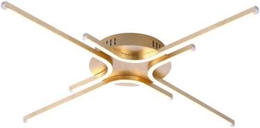 Leuchten Direkt Gregor 11324-12 Ceiling Lamp 4x8W LED Gold