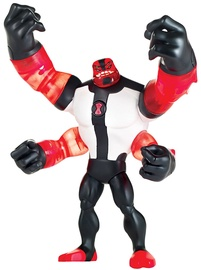 Playmates Toys Ben 10 Power Up Four Arms Deluxe Action Figure 76603