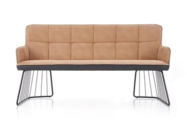 Sofa L1, šviesiai ruda