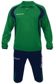 Givova Giove Green Blue 2XS