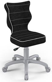 Entelo Childrens Chair Petit Size 4 Grey/Black VS01