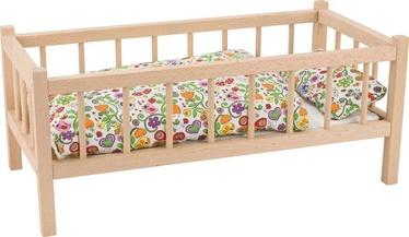 Goki VGRA107 Doll Bed
