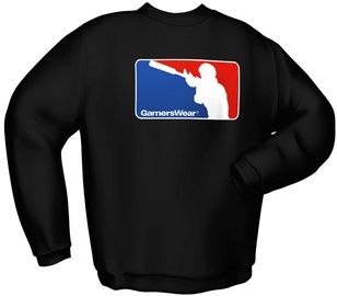 GamersWear Counter Sweater Black L