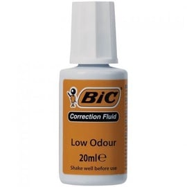 BIC Correction Fluid 20ml 10pcs 343894
