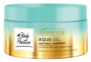 Kūno kremas Bielenda Body Positive Superb Body Aqua Gel, 250 ml