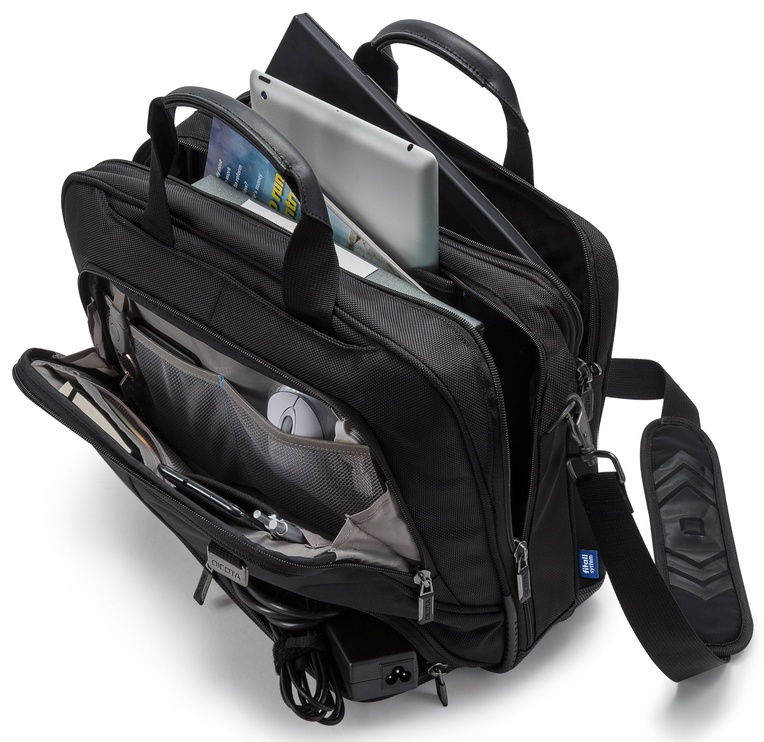 Dicota Top Traveller PRO 15 - 17.3 Notebook Case