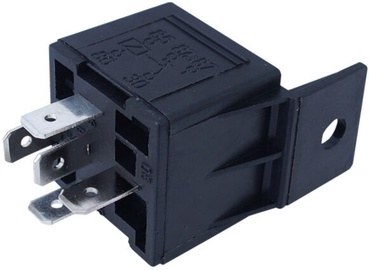 Carmotion Relay With Five Output 12V Black