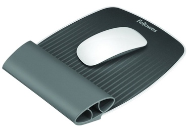 Fellowes i-Spire Mouse/Wrist Pad Grey
