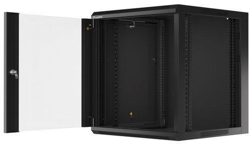 Серверный шкаф Lanberg Wall-Mounted Rack 19'' 12U 570x600mm Black