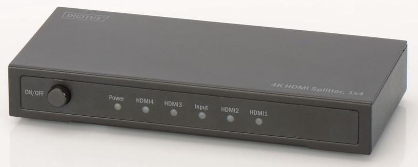 Digitus Video / Audio Splitter HDMI x 4