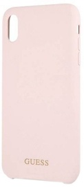 Guess Hard Back Case For Apple iPhone XS Max Light Pink