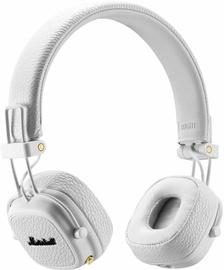Belaidės ausinės Marshall Major III Bluetooth White