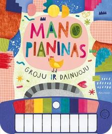 Knyga Mano pianinas. Groju ir dainuoju