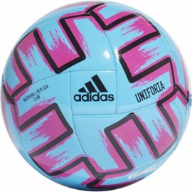 Adidas Uniforia Club Ball Blue/Pink Size 4