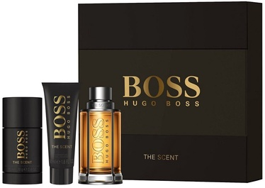 Hugo Boss The Scent 100ml EDT + 50ml Shower Gel + 75ml Deostick