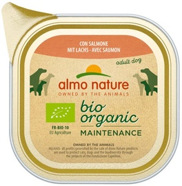 Almo Nature Bio Organic Maintenance Salmon 100g