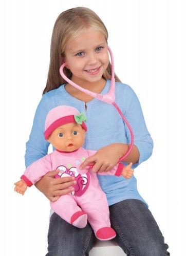 Bayer Doctor Doll Set 33cm
