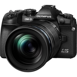 Digifotoaparaat Olympus Mark III E-M1