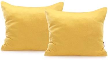 DecoKing Amber Pillowcase Orange 50x60 2pcs