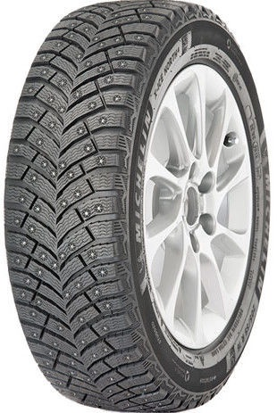 Žieminė automobilio padanga Michelin X-Ice North 4, 255/45 R18 103 T XL