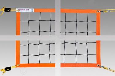 Volejbola tīkls Pokorny-syte Beach Econom, 8500x1000 mm