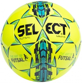Select Futsal Mimas 4 Yellow Green Blue